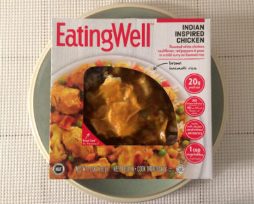 Eating Well Indian Inspired Chicken Review