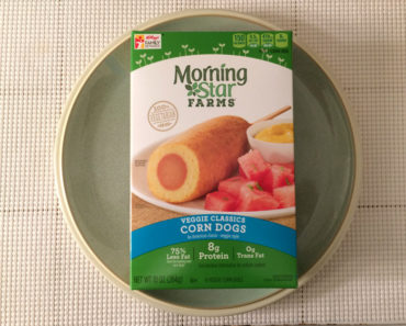 Morningstar Farms Veggie Classics Corn Dogs Review
