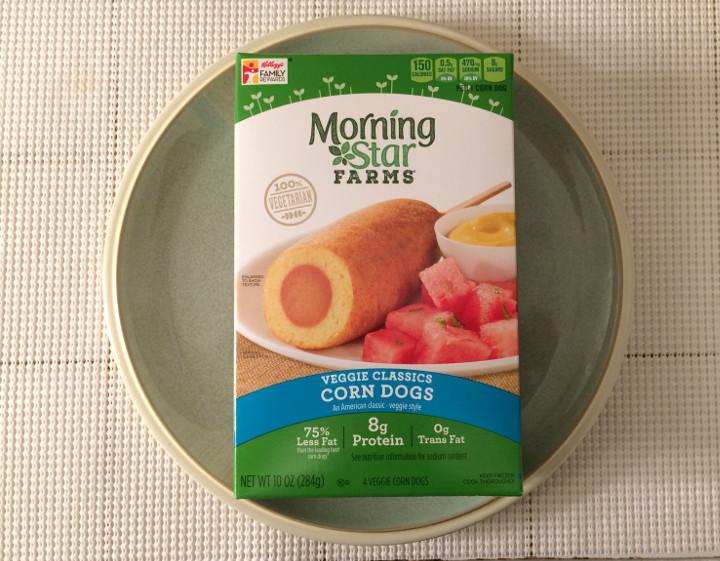 Morningstar Farms Veggie Classics Corn Dogs