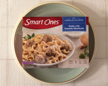 Smart Ones Pasta with Swedish Meatballs