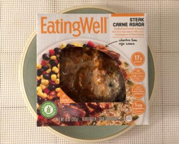 Eating Well Steak Carne Asada Review