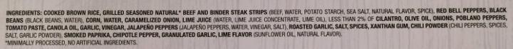 Eating Well Steak Carne Asada