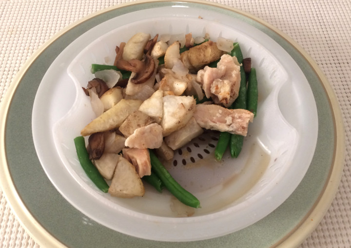 Healthy Choice Grilled Chicken Marsala