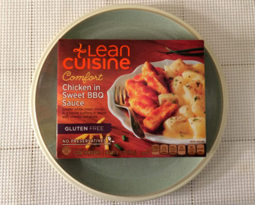 Lean Cuisine Chicken in Sweet BBQ Sauce