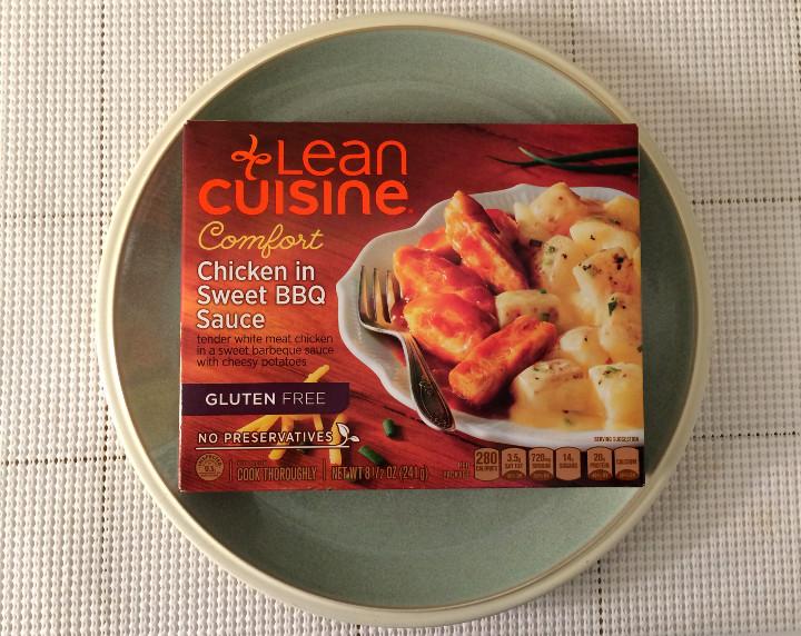 Lean Cuisine Chicken in Sweet BBQ Sauce