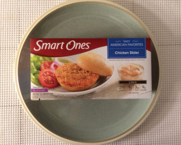 Smart Ones Chicken Slider