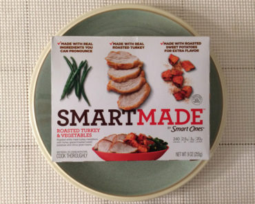 Smart Made Roasted Turkey & Vegetables