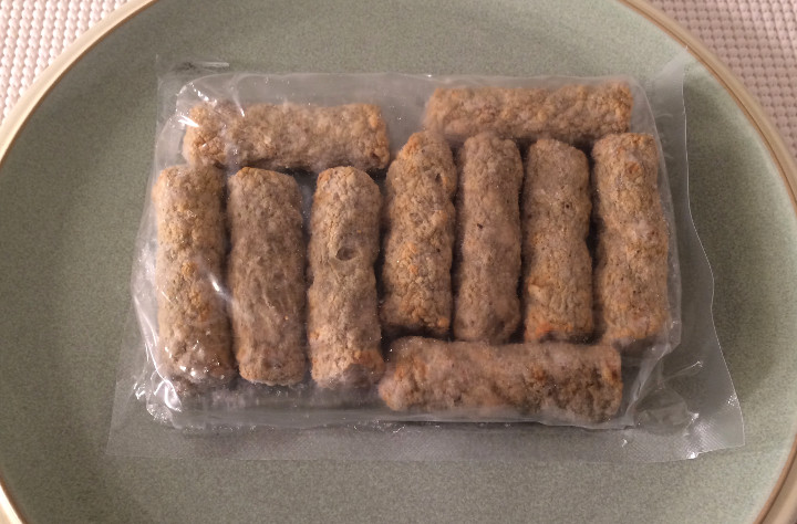 365 Everyday Value Savory Chicken Breakfast Sausage