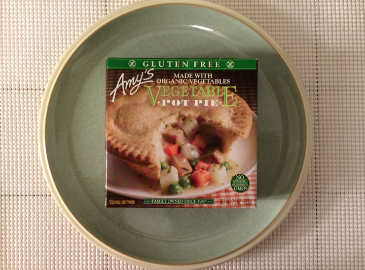 Amy's Gluten Free Vegetable Pot Pie