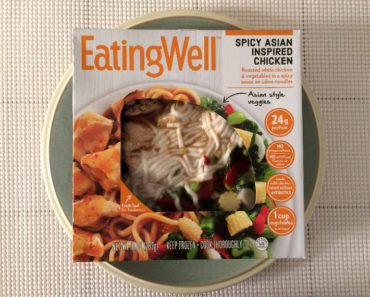 Eating Well Spicy Asian Inspired Chicken Review