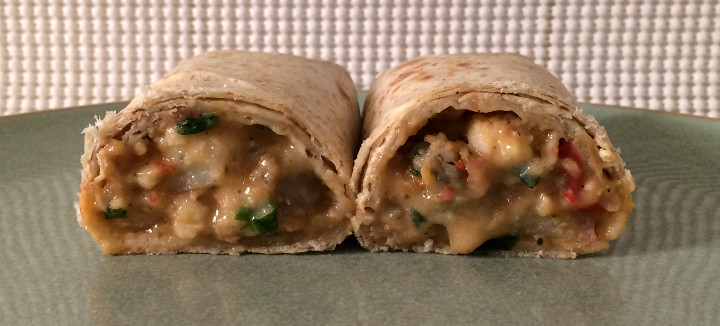 Good Food Made Simple Chicken Apple Sausage Breakfast Burrito