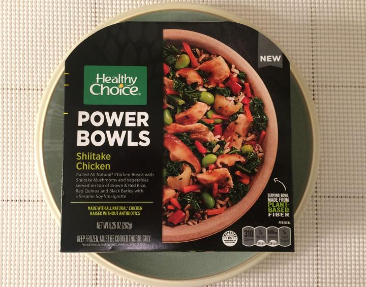 Healthy Choice Shiitake Chicken Power Bowl