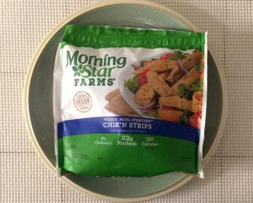 Morningstar Farms Veggie Meal Starters Chik'n Strips Review