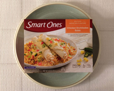 Smart Ones Chicken Enchiladas Suiza