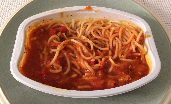 Smart Ones Spaghetti with Meat Sauce