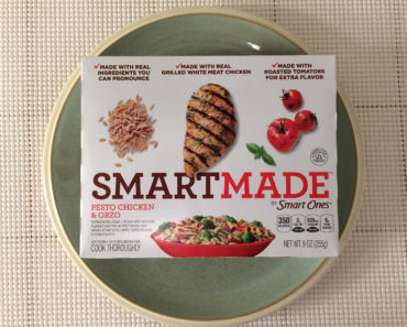 Smart Made Pesto Chicken & Orzo