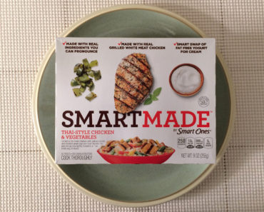 Smart Made Thai-Style Chicken and Vegetables Review