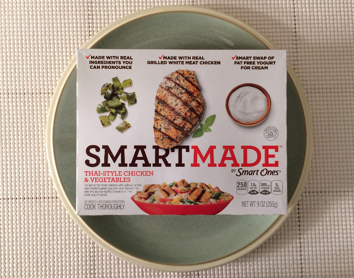 Smart Made Thai-Style Chicken and Vegetables