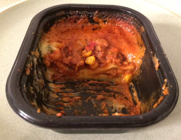Stouffer's Mexican Style Lasagna