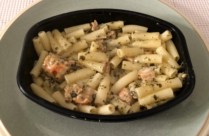 Stouffer's Rigatoni with Chicken & Pesto