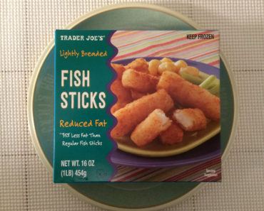 Trader Joe's Lightly Breaded Fish Sticks