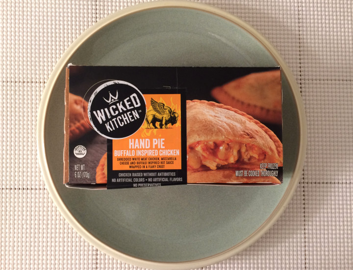 wicked kitchen buffalo inspired chicken hand pie - Wicked Kitchen