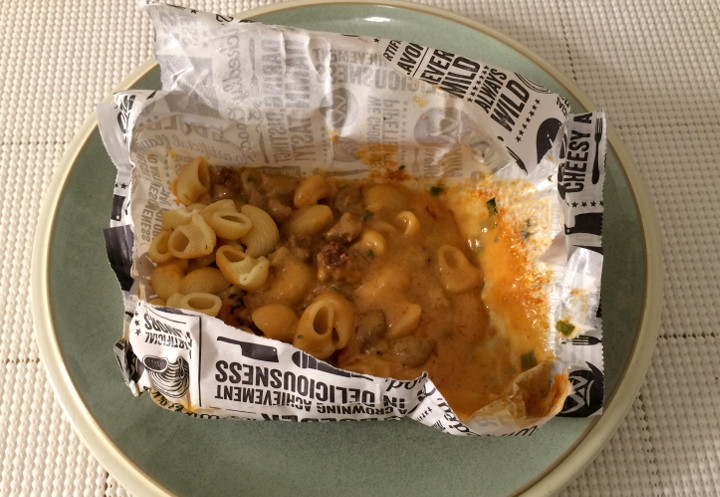 Wicked Kitchen Chorizo Mac & Cheese