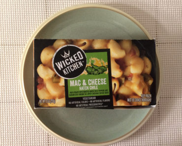 Wicked Kitchen Hatch Chile Mac & Cheese