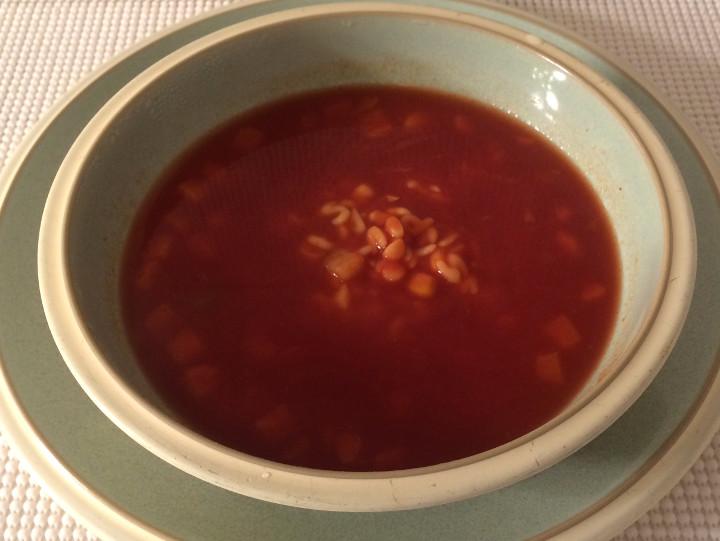 Amy's Low Fat Alphabet Soup