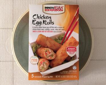 InnovAsian Cuisine Chicken Egg Rolls