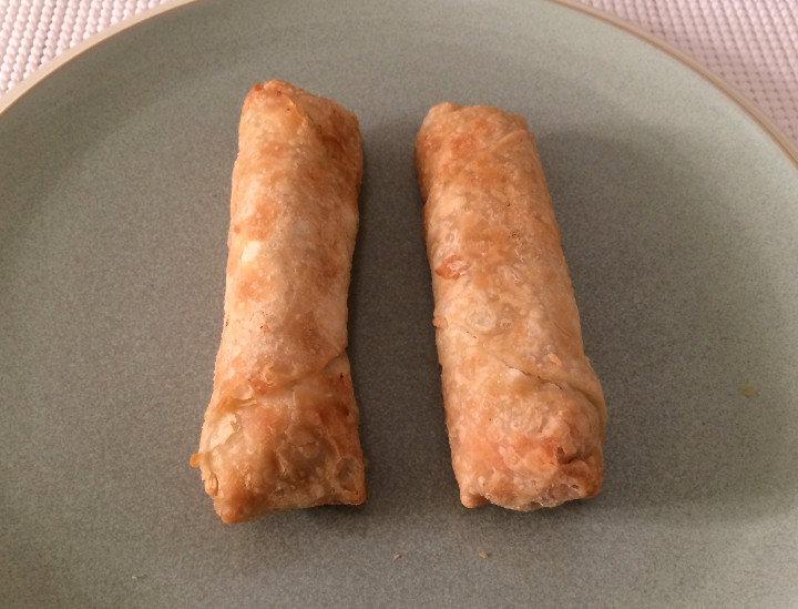 InnovAsian Cuisine Chicken Egg Rolls