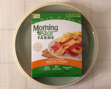 Morningstar Farms Veggie Breakfast Bacon Strips Review