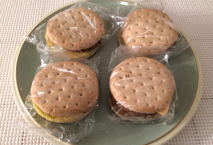 Morningstar Farms Sausage, Egg & Cheese Breakfast Sandwiches