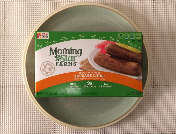 Morningstar Farms Veggie Breakfast Sausage Links