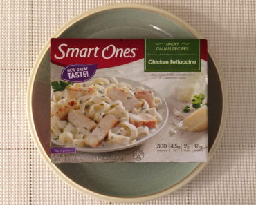 Smart Ones Chicken Fettuccine