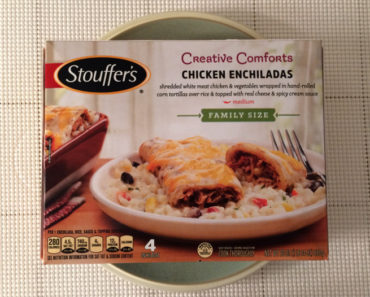 Stouffer's Chicken Enchiladas