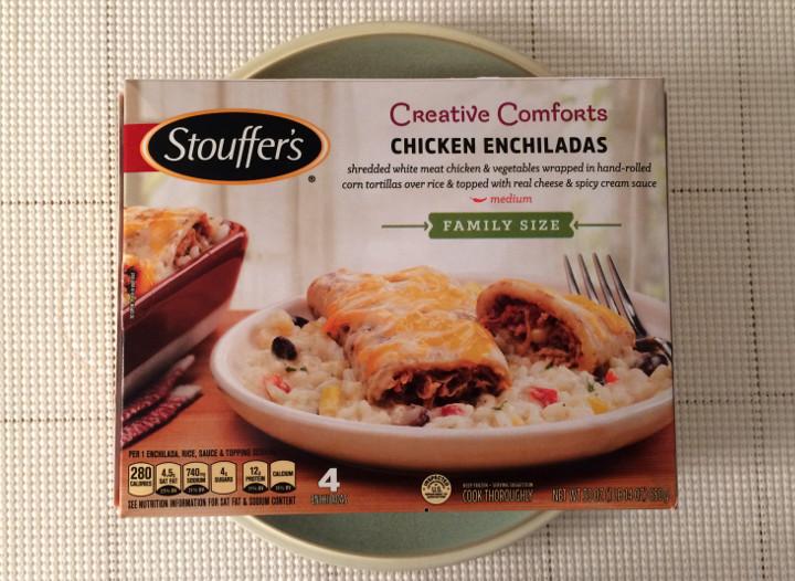 Stouffer's Chicken Enchiladas