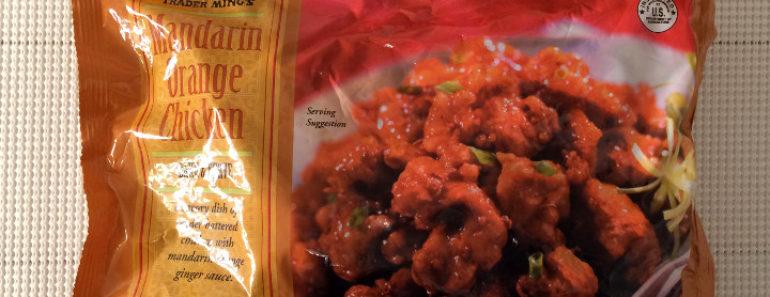 Trader Joe's Mandarin Orange Chicken