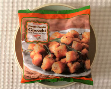 Sweet Potato Gnocchi with Butter & Sage
