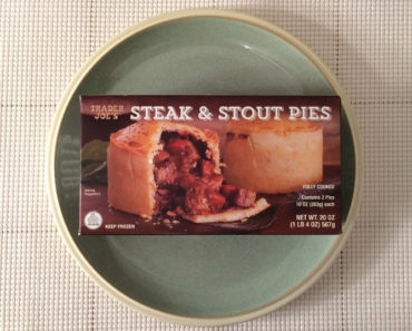 Trader Joe's Steak & Stout Pies