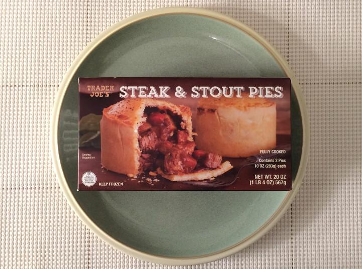 Trader Joe's Steak & Stout Pies