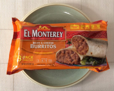 El Monterey Bean & Cheese Burritos