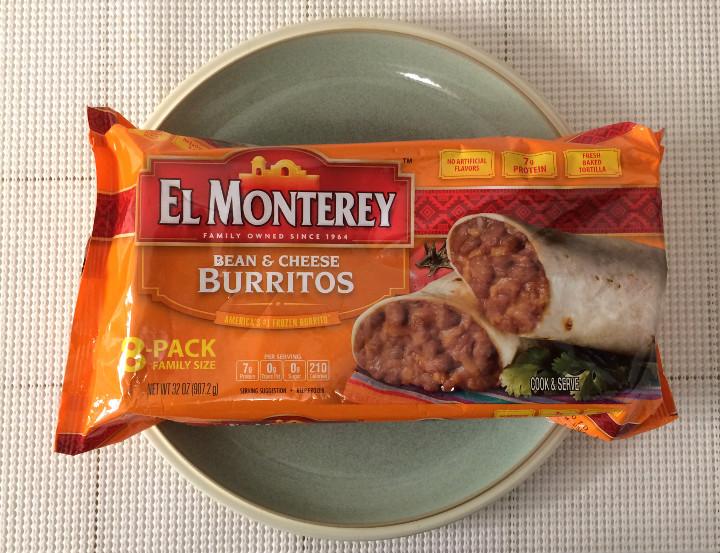 El Monterey Bean & Cheese Burritos