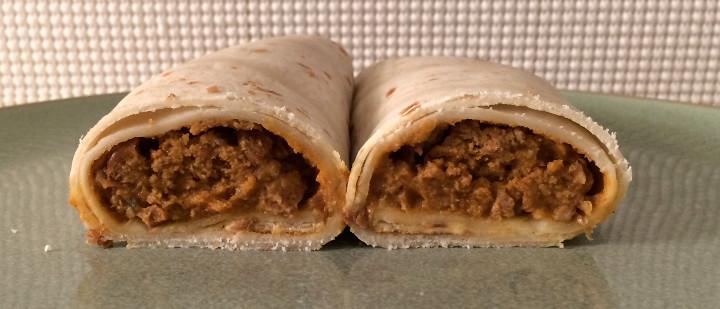 El Monterey XX Large Beef & Bean Burrito