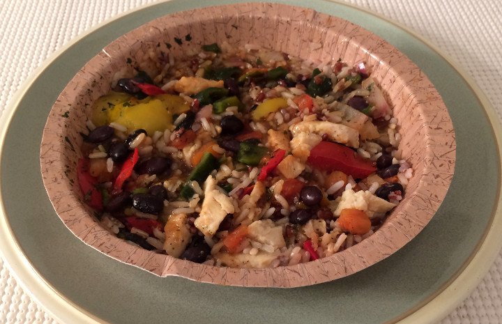 Frontera Chicken Fajita Bowl