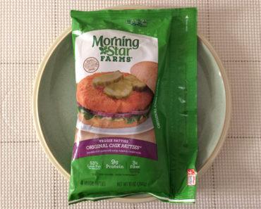 Morningstar Farms Original Chik Patties Review