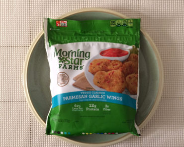Morningstar Farms Parmesan Garlic Wings Review