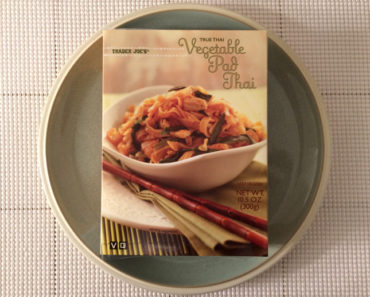 Trader Joe's Vegetable Pad Thai