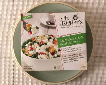 Dr. Praeger's Egg Whites & Kale Breakfast Bowl Review