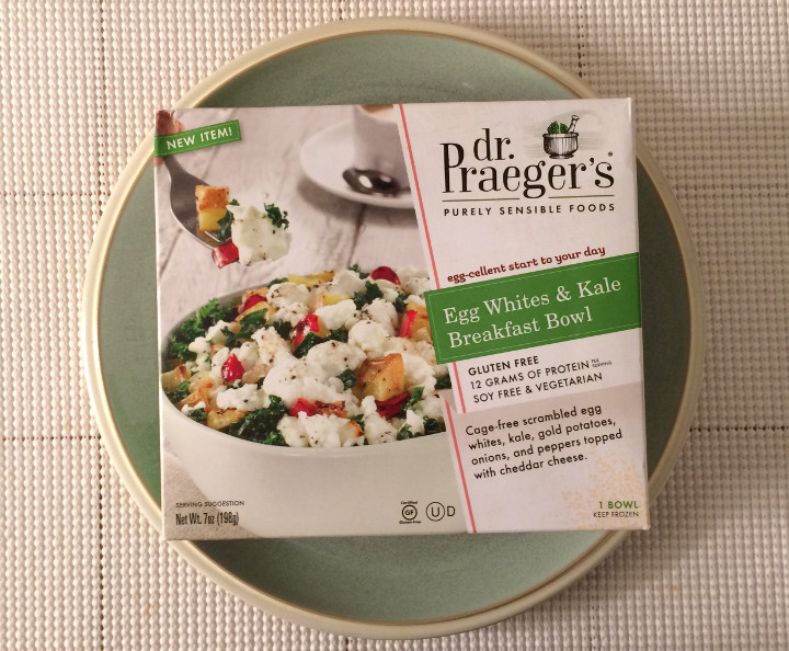 Dr. Praeger's Egg Whites & Kale Breakfast Bowl